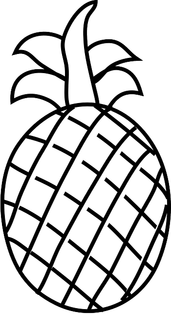 Pineapple Fruit Food · Free vector graphic on Pixabay