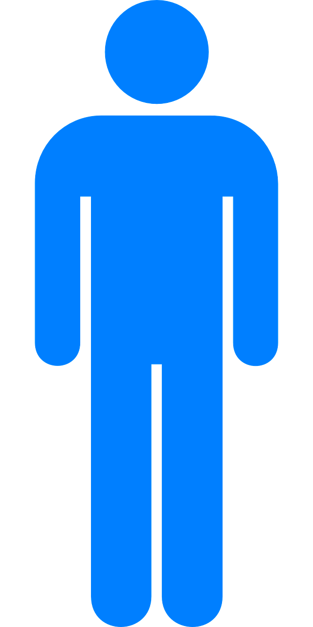 Man Toilet Male Free Vector Graphic On Pixabay