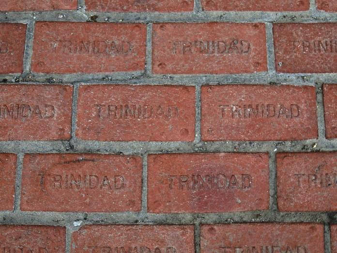 Trinidad, Colorado, Unsa, Ladrillo, De Tierra, Rojo