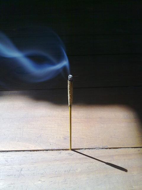 Free photo Incense Smoke Burning Meditation  Free Image on Pixabay  56519