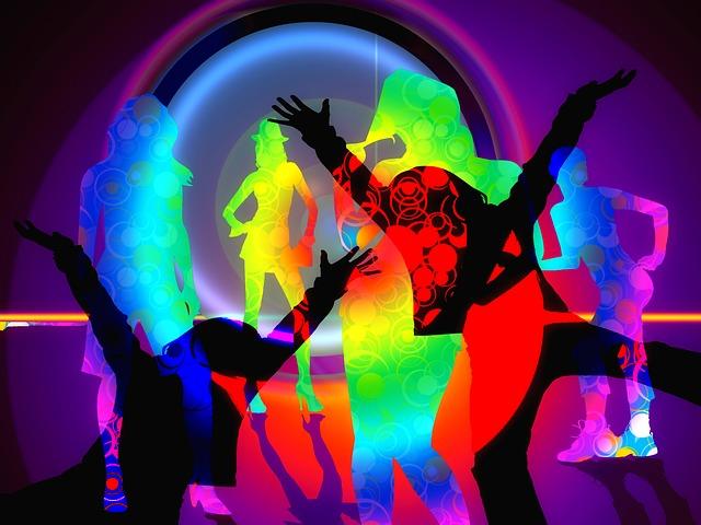 Free Illustration Silhouette Girl Movement Jump Free