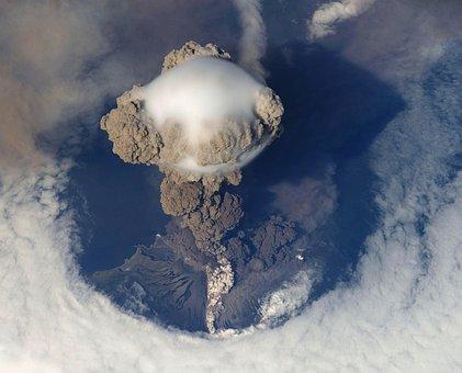 Volcanic Eruption, Eruption, Volcano