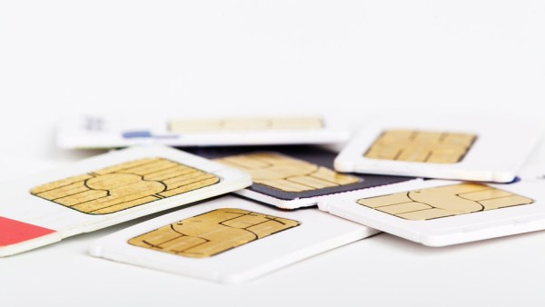 In the midst of the threat, will there be SIM cards in the future? Source: Pixabay