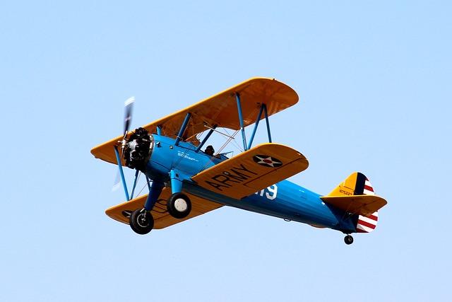 Carrier Girl Wallpaper Biplane Airplane Plane 183 Free Photo On Pixabay