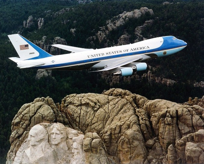 Air Force One, President Of The United States, Famous