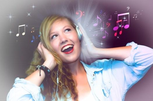 Cantante, Karaoke, Ragazza, Donna, Cantare, Canto