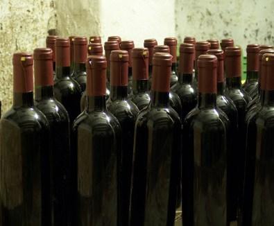 Bottles, Wine, Cellar