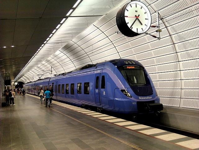 Pgatg Sweden Subway  Free photo on Pixabay