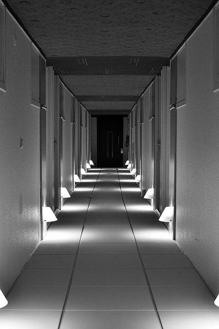 Hotel Hall Passage Hallway  Free photo on Pixabay