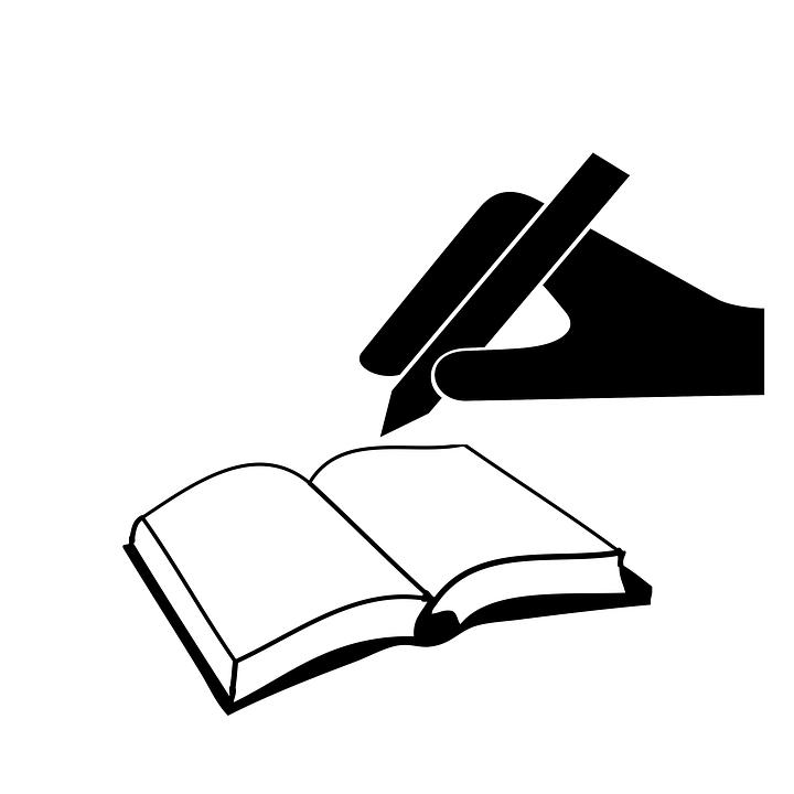 Ilustración gratis: Escritor, Por Escrito, Autor, Libro