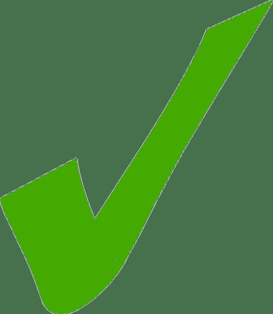 tick writing free vector