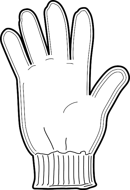 Glove Warm Wool · Free vector graphic on Pixabay