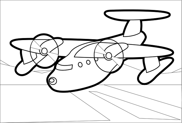 Landing Approach For A · Free vector graphic on Pixabay