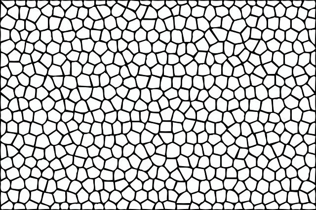 Mozaik Desen Duvar · Pixabay'da ücretsiz vektör grafik