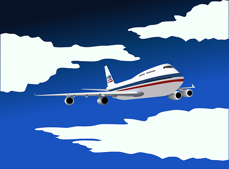 Airplane, Aircraft, Airline, Plane