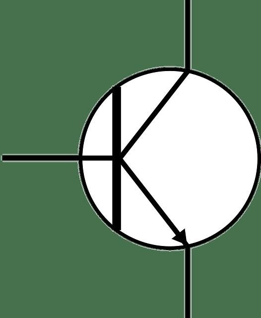 Transistor Symbol · Free vector graphic on Pixabay