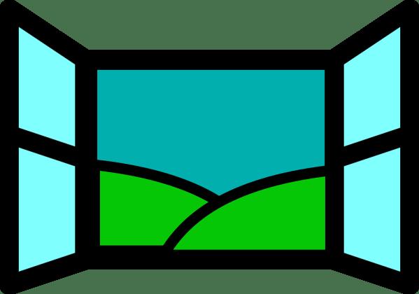 free vector graphic window household