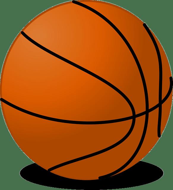 basketball sport free vector