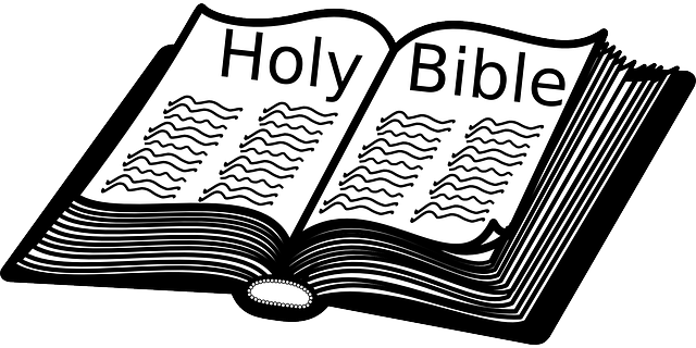 Free vector graphic: Bible, Book, Christianity, Holy
