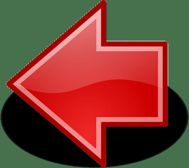Panah Kiri Sebelumnya  Gambar vektor gratis di Pixabay