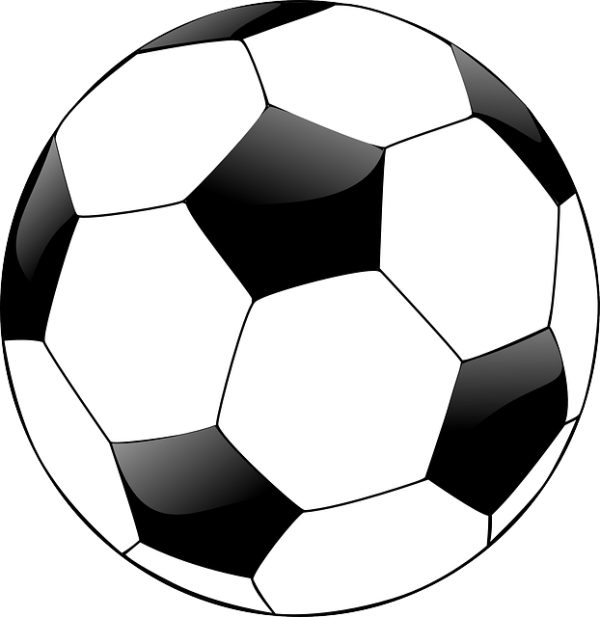 football soccer ball free vector
