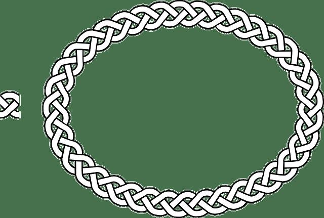 Border Braid Frame · Free vector graphic on Pixabay