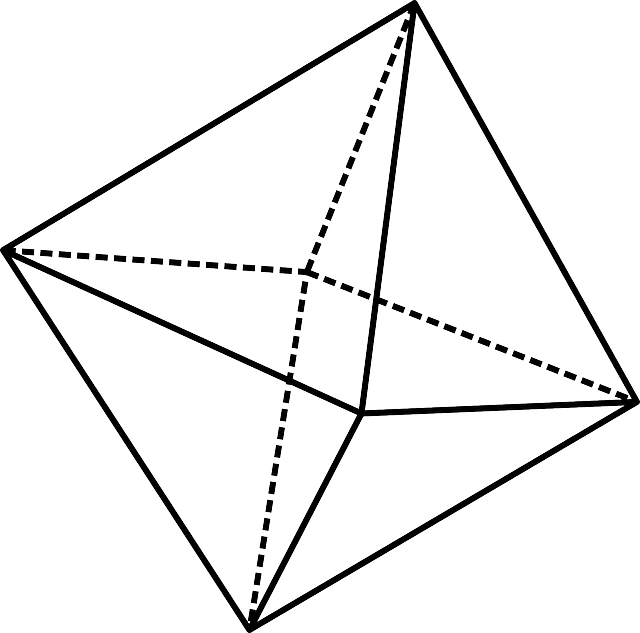 Free vector graphic: Geometry, Mathematics, Polyhedra