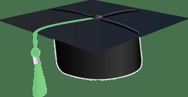Graduate, Cap, Hat, School, Student, University