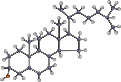 Cholesterol, Chemical Structure