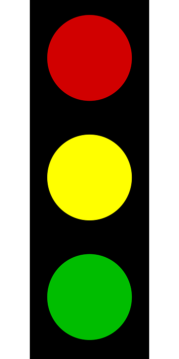 Traffic Lights Hanging Free Vector Graphic On Pixabay