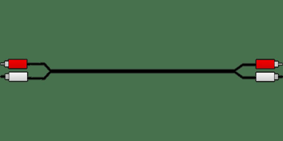 【有線で安定した音質を】RCAケーブルおすすめ人気ランキング10選