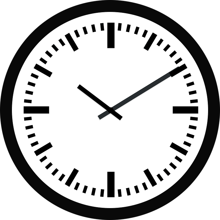 Zeit Uhr Ankreuzen  Kostenlose Vektorgrafik auf Pixabay