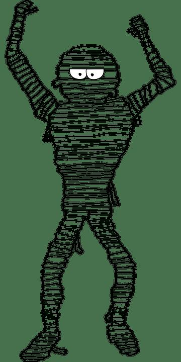 Mummy Pharaoh Egypt · Free vector graphic on Pixabay