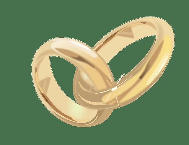 Trauringe Ehe Hochzeit  Kostenlose Vektorgrafik auf Pixabay