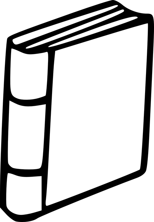 Free vector graphic: Book, Library, Literature, Reading