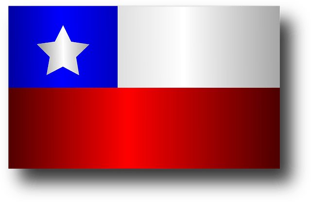 Free Vector Graphic Chile Chilean Flag Country Free