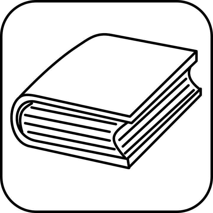 Free vector graphic: Book, Reading, Literature, Library