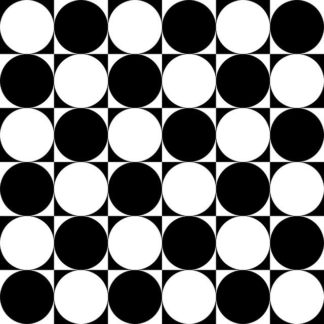 Board Pattern Spiral Game