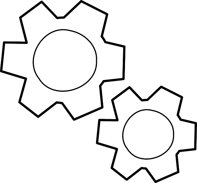 Free vector graphic: Action, Gear, Process, Cogwheels