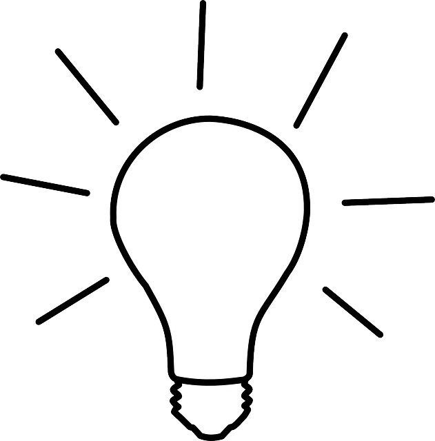 Idea Light Bulb Electric · Free vector graphic on Pixabay