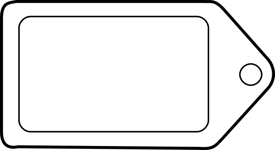 Label Tag Marker Free Vector Graphic On Pixabay