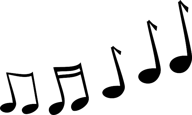 Melody Music Notes · Free vector graphic on Pixabay
