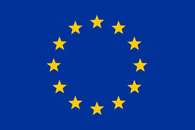Image vectorielle gratuite Europe Union Europenne Drapeau  Image gratuite sur Pixabay  155191