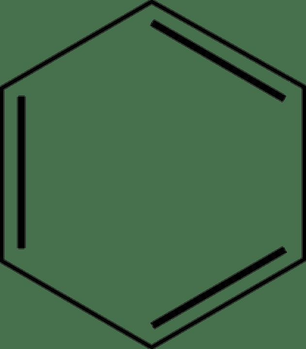 Benzene Ring Aromatics · Free vector graphic on Pixabay