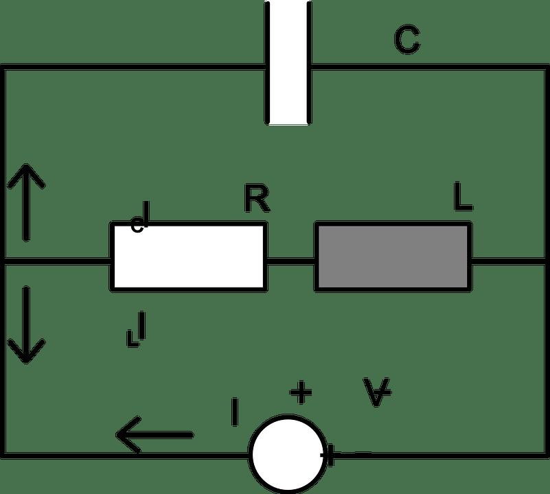 Free Vector Graphic Circuit Diagram Electric Circuit Free