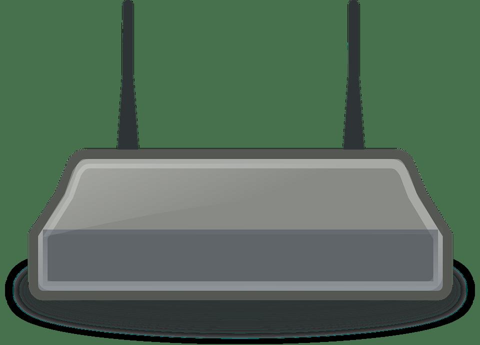 Router Network Diagram Clipart Best