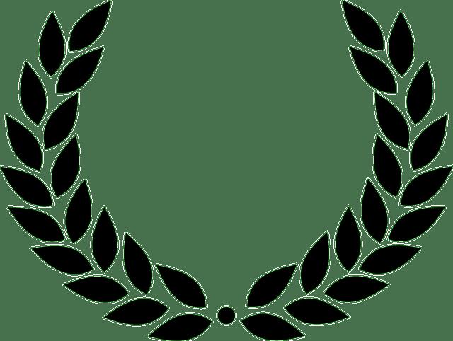Laurel Wreath Roman Victory · Free vector graphic on Pixabay