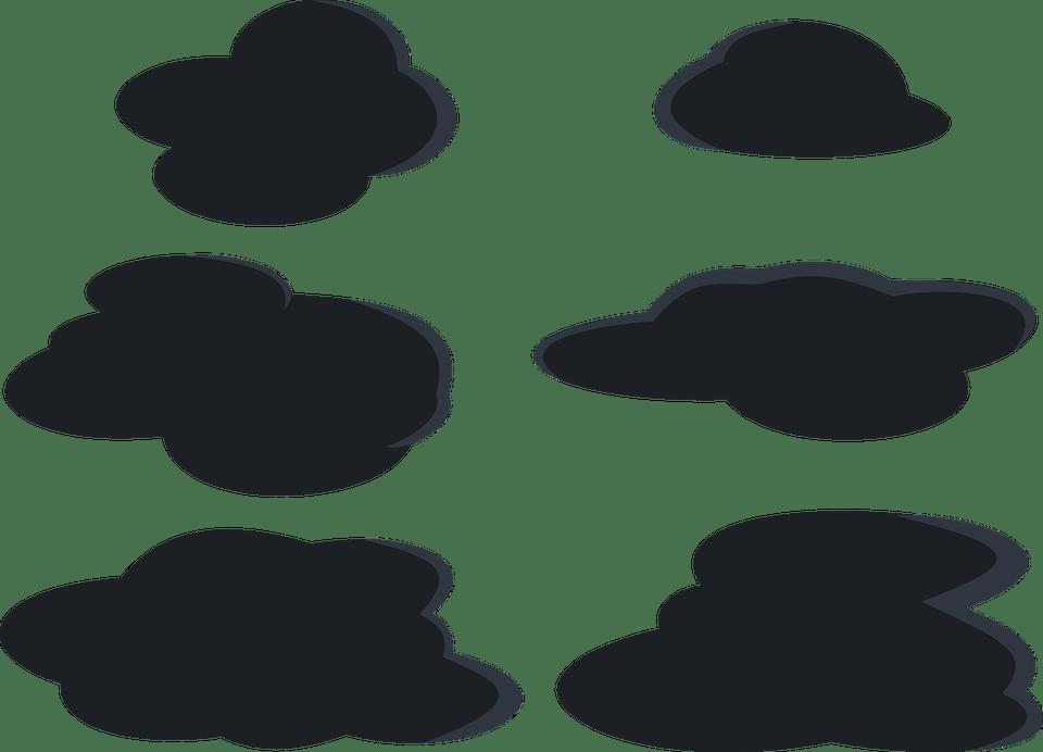 Awan Gelap  Gambar vektor gratis di Pixabay
