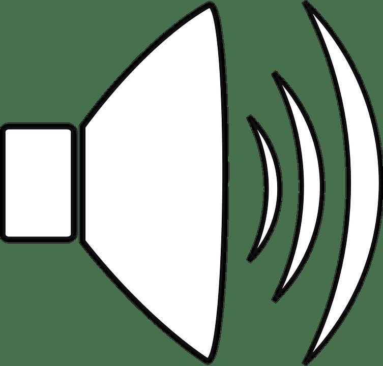 Loud Sound Speaker · Free vector graphic on Pixabay