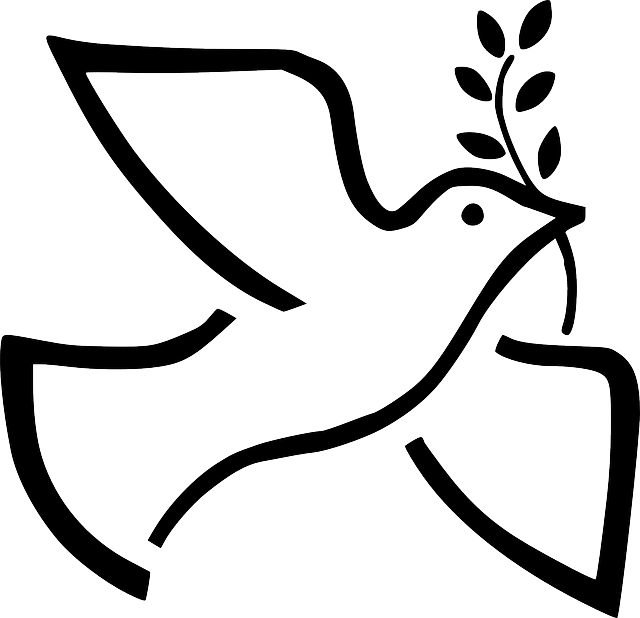 Bird Branch Dove · Free vector graphic on Pixabay
